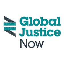 Global Justice Now Scotland logo