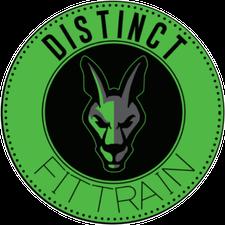 Distinct Fitness & Training logo