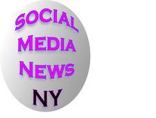 Social Media News NY logo