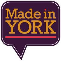 Made in YORK  logo