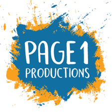 Page 1 Productions  logo