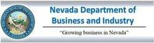 Nevada Department of Business and Industry logo