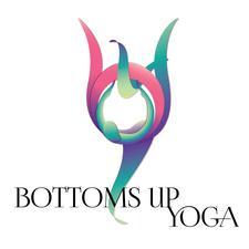 Bottoms Up Yoga logo