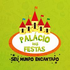 Palácio das Festas logo