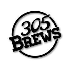 305 Brews logo