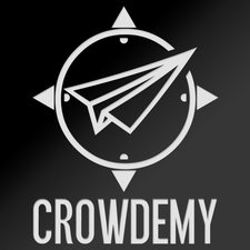 CROWDEMY logo