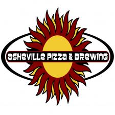 Asheville Pizza and Brewing Co. logo