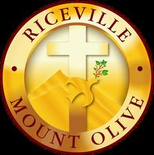 Riceville Mt.Olive Baptist Church logo