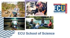 Edith Cowan University's School of Science logo