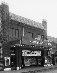 The Homewood Theatre logo