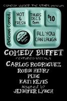 COMEDY BUFFET - DEC 5
