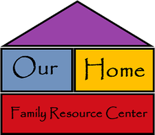 Our Home Family Resource Center logo