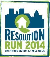 New Year's Day Resolution Run 5K and 1-mile Walk