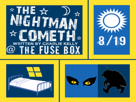 logo the nightman cometh (the fuse box) tickets, sat, aug 19, 2017 at 9 fuse box versus circuit breaker at bayanpartner.co