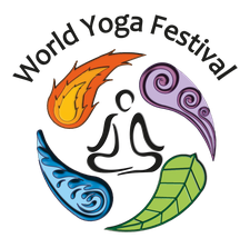 World Yoga Festival logo