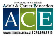 Lee County Public Education Center - East Entrance logo