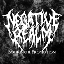 Negative Realm Booking & Promotion logo