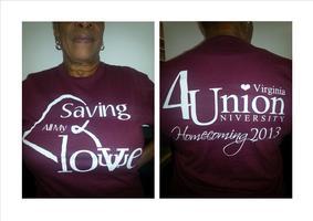 VUUNAA Sale of Additional 2013 Homecoming T-Shirts