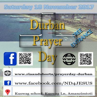 Durban Prayer Day Committee logo