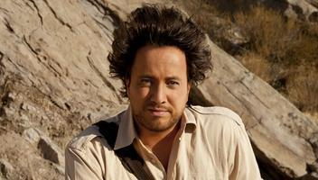 Giorgio A. Tsoukalos On Tour In Hollywood