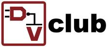 DVClub logo