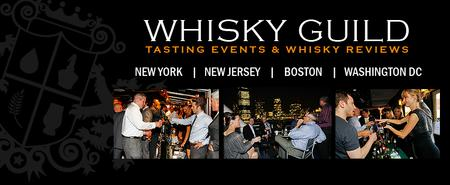Whisky Guild's NY Whisky Cruise - Whisky on the Hudson...