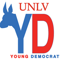 UNLV Young Democrats logo