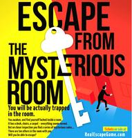 Escape from the Mysterious Room - Real Escape Room SF...