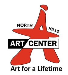 North Hills Art Center logo