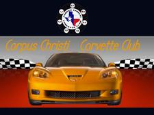 Corpus Christi Corvette Club logo