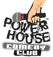 Powerhouse Comedy Club logo