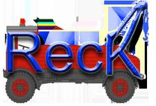 RECK logo