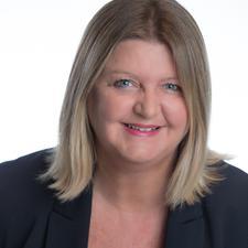 Tracy Leonetti at LBS logo