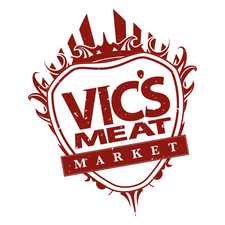 Vic's Meat Market logo