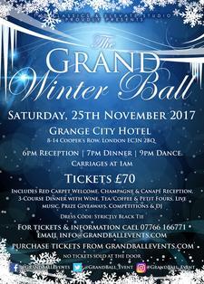 Grand Ball Events logo