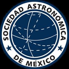 Sociedad Astronómica de México, A.C. logo