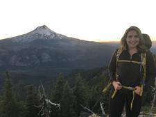 Britney, Mountain Chicks Ambassador: Oregon logo