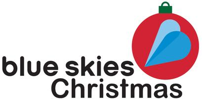 Blue Skies Christmas
