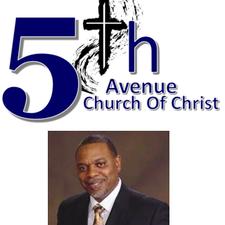 5th Ave Church of Christ logo