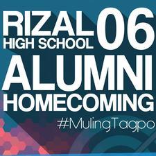 Rizal High School Supreme Student Government SY: 2005-2006 logo