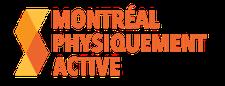 Montréal physiquement active logo