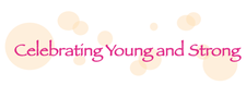 Celebrating Young & Strong Committee logo