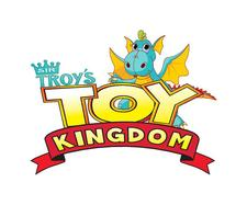 Sir Troy's Toy Kingdom logo