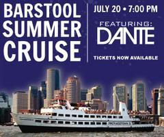Barstool Mid Summer Cruise