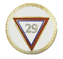 District 29 Toastmasters logo