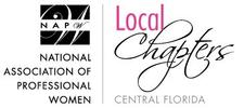 NAPW Central Florida Chapter logo