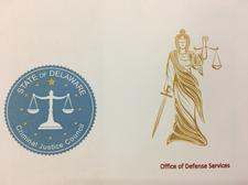 Delaware Criminal Justice Council and Office of Defense Services logo