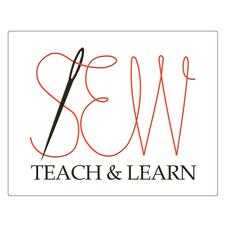 SEW Teach and Learn logo