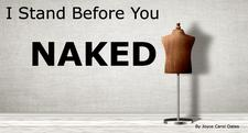 I Stand Before You Naked - Cast C logo