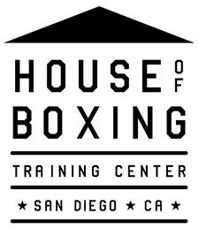House of Boxing - Love Thy Neighbor  logo